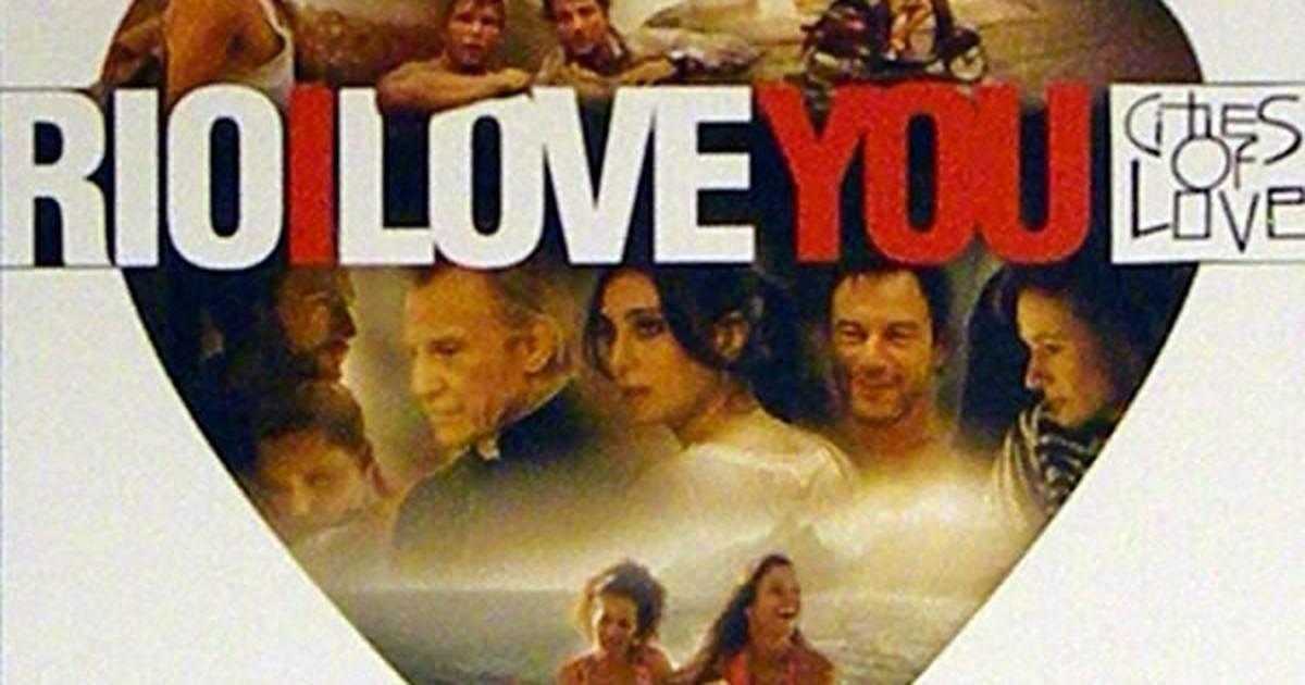 Rio, Eu Te Amo | Veja o primeiro pôster do filme
