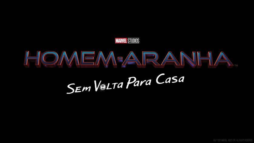 Logo de Homem-Aranha: Sem Volta Para Casa