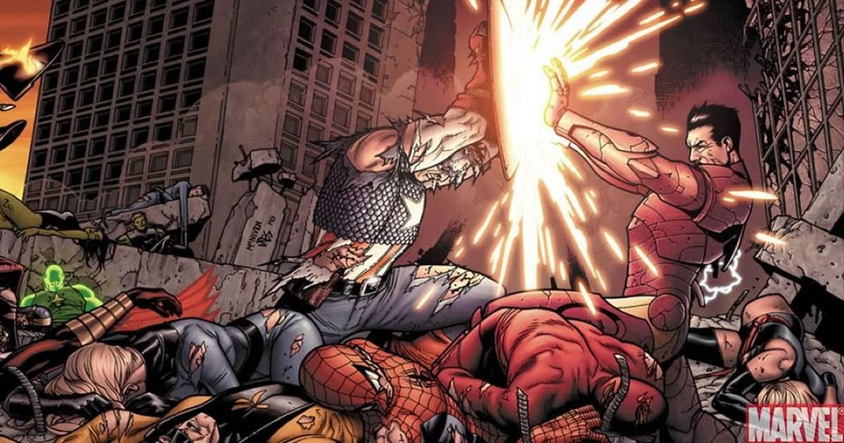 Como fica o Universo Marvel depois de Guerra Civil