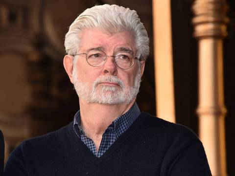 George Lucas por Alberto E. Rodriguez / GETTY IMAGES NORTH AMERICA / AFP