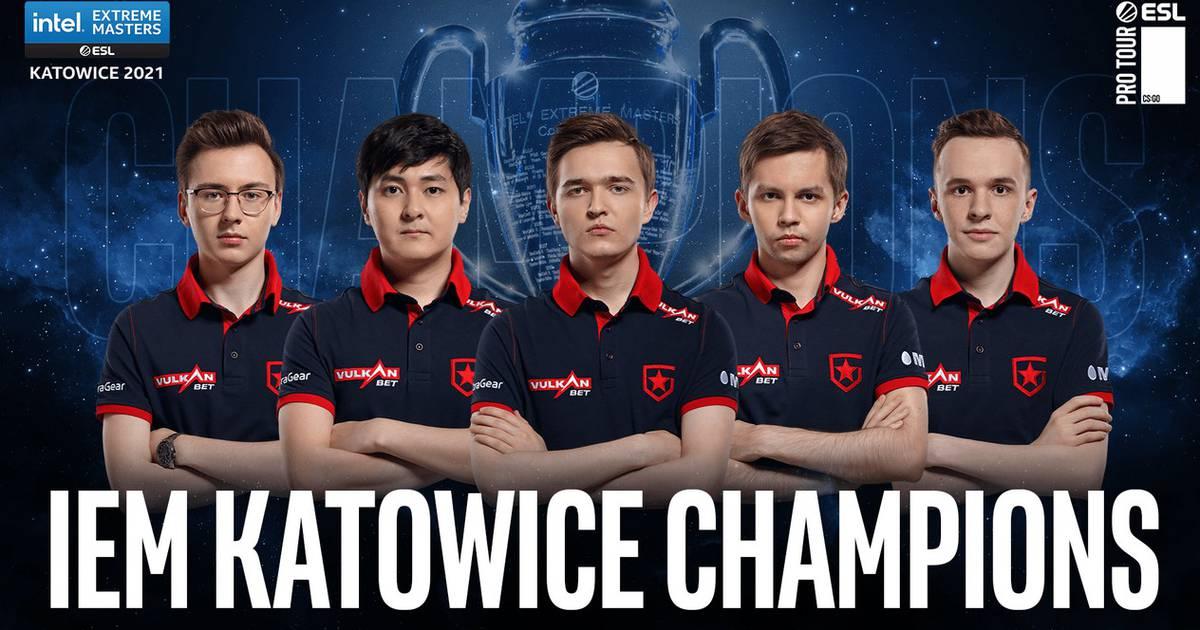 Katowice 2021 Major
