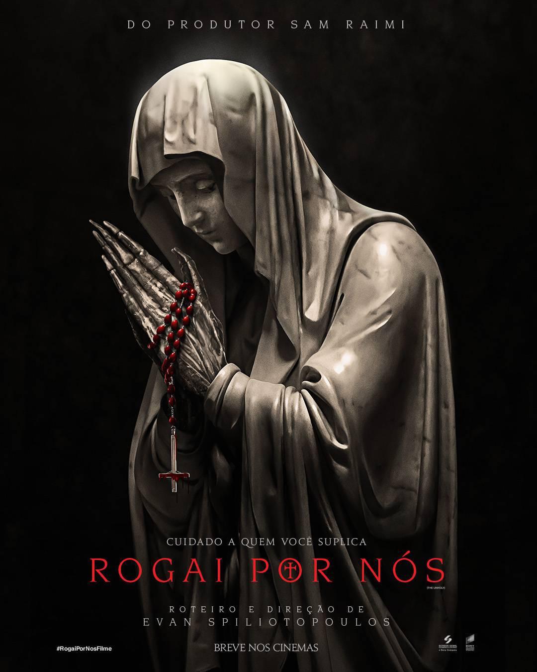 Rogai Por Nós | Novo longa de terror ganha trailer e pôster oficial