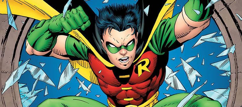 Tim Drake como Robin/DC Comics