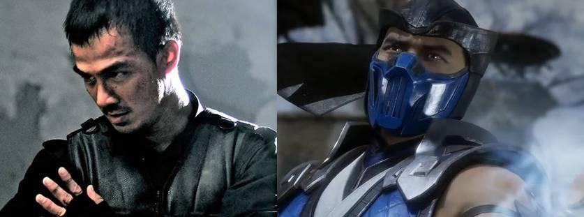 Joe Taslim em Operação Invasão; Sub-Zero em Mortal Kombat 11