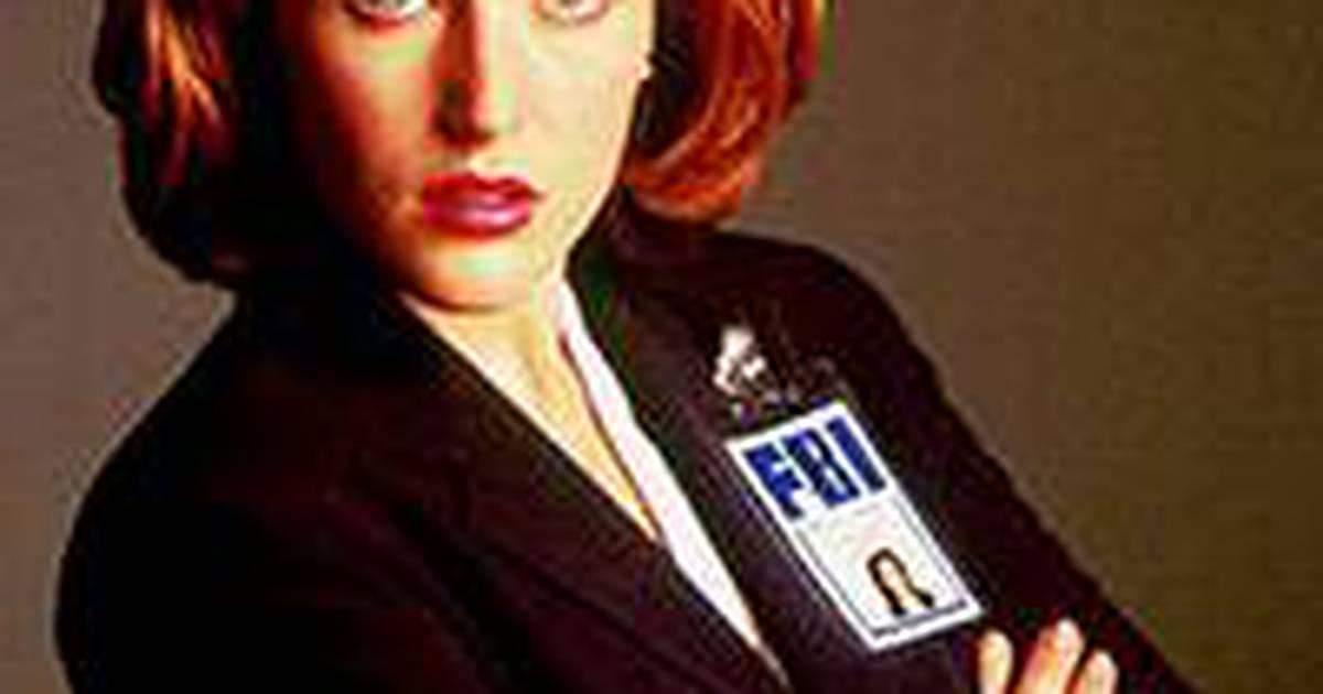 Arquivo X   Gillian Anderson faz campanha com fãs para volta da série