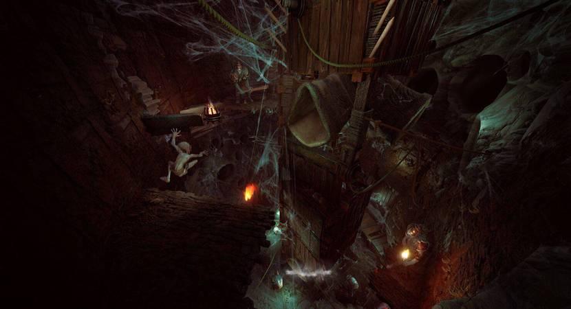 Confira as primeiras imagens de Lord of the Rings: Gollum 5