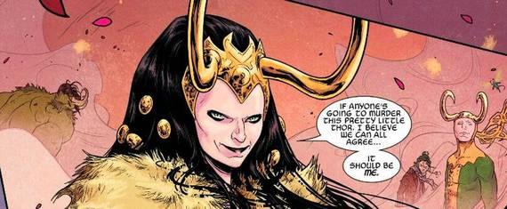 Quem é a Lady Loki
