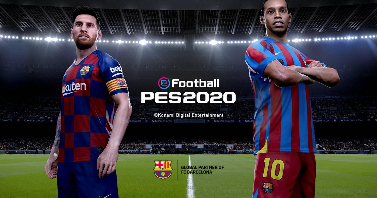 Resultado de imagem para jogabilidade pes 2020