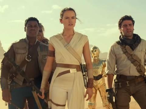 Foto de Star Wars: A Ascensão Skywalker/Lucasfilm/Divulgação