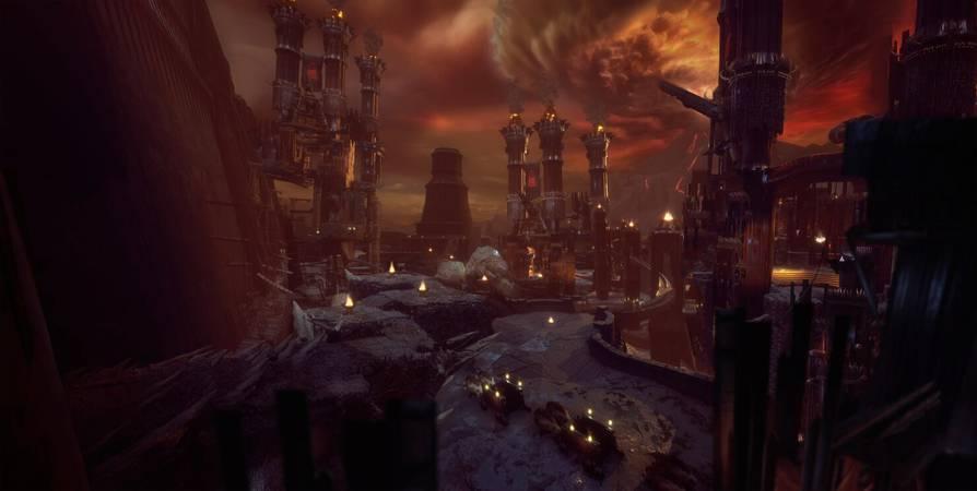 Confira as primeiras imagens de Lord of the Rings: Gollum 4
