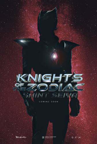 Pôster de Knights of the Zodiac: Saint Seiya