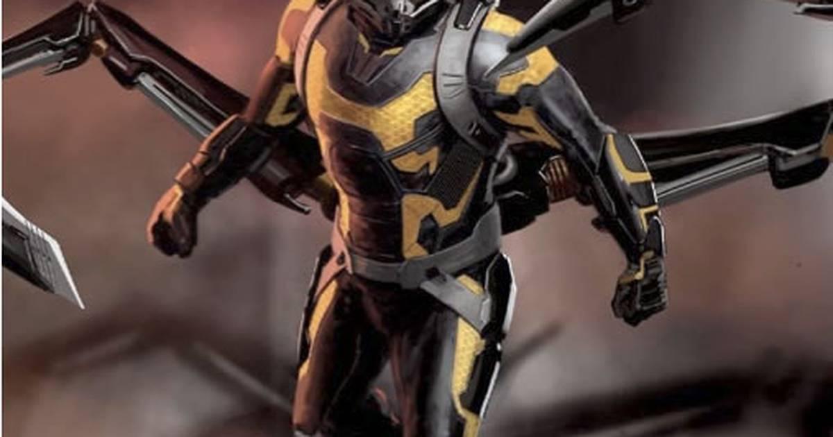 Homem-Formiga tem nova sinopse e mais personagens revelados