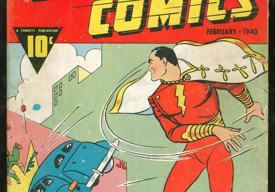 Resultado de imagem para Whiz Comics 1939