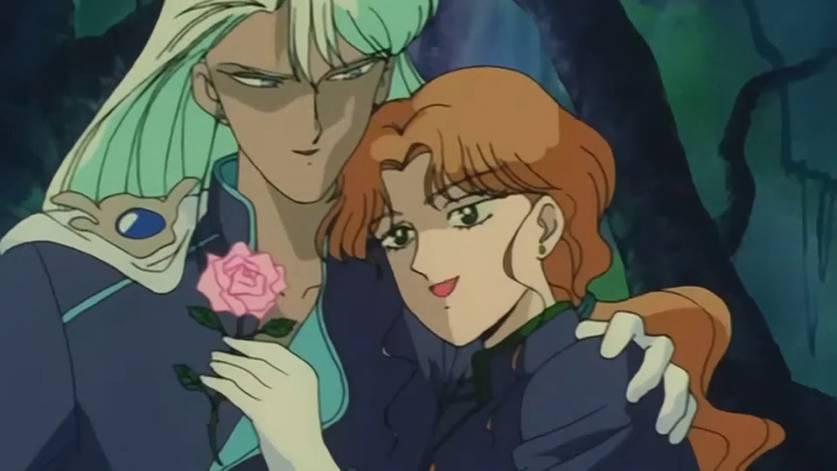 Zyocite e Malachite Sailor Moon