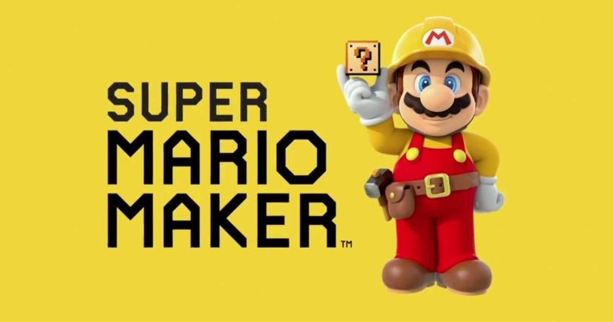 Nintendo Wii U - E3 2015 | Mario Maker é renomeado para Super Mario Maker pela Nintendo - The Enemy