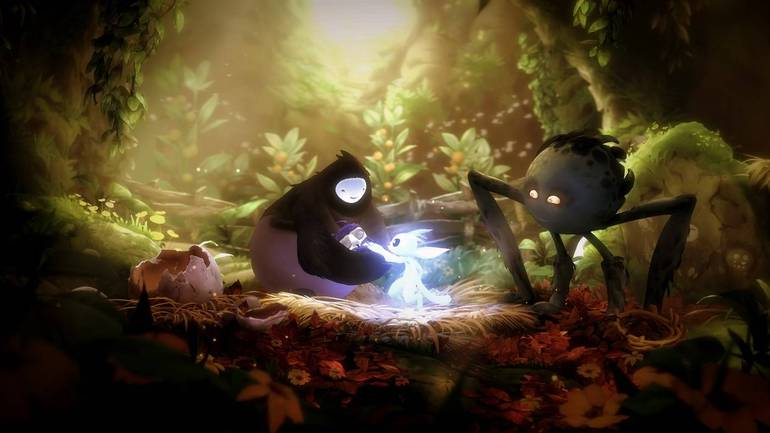 Review Ori and the Will of the Wisps