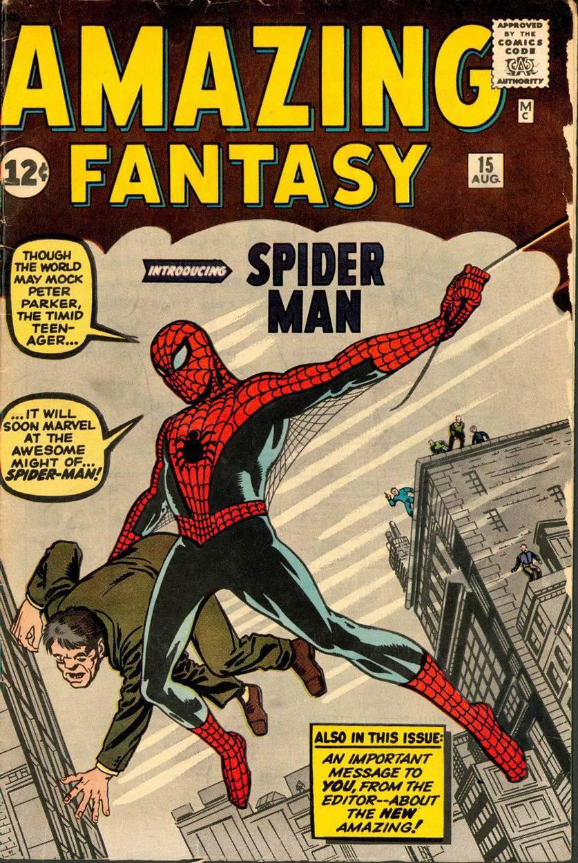 Homem aranha e a longa histria do heri nos cinemas fandeluxe Choice Image