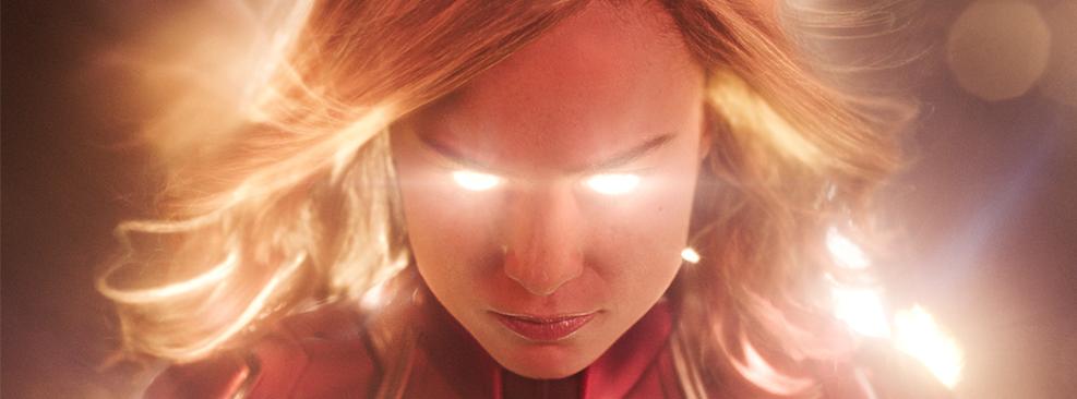 Vingadores: Ultimato | Cores do traje da Capitã Marvel foram invertidas no filme