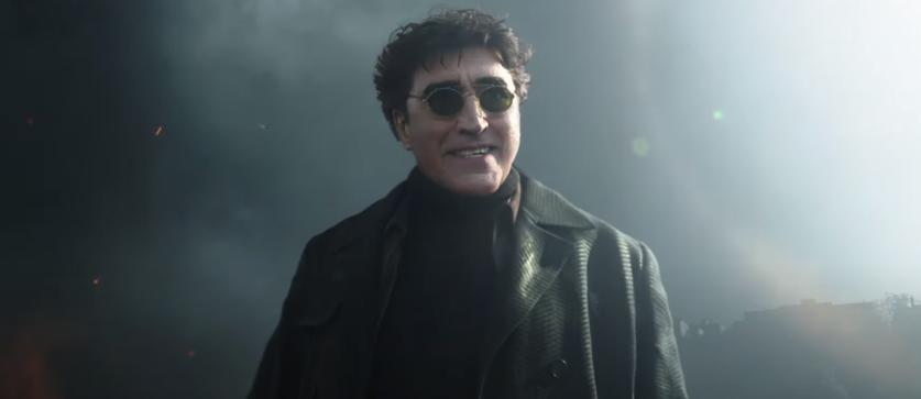 Alfred Molina retorna ao papel de Doutor Octopus no trailer de Homem-Aranha: Sem Volta Para Casa