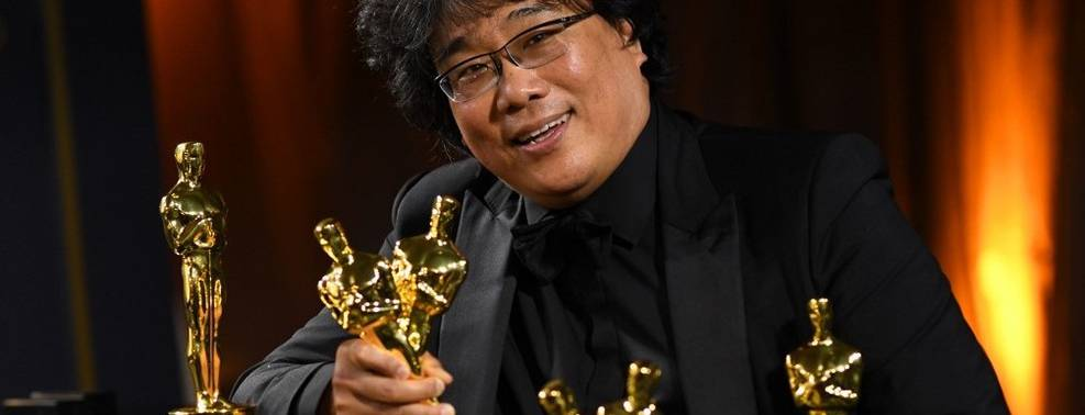 Diretor de Parasita pede desculpas por ganhar tantos Oscars