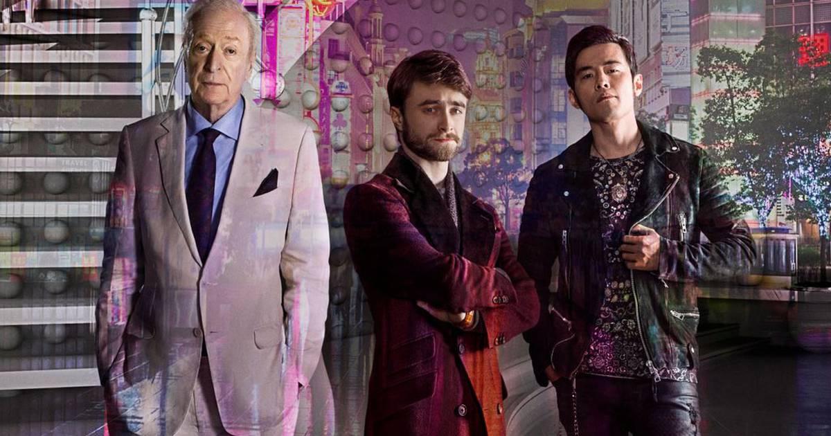 Truque de Mestre 2: O Segundo Ato | Daniel Radcliffe e Michael Caine estão elegantes em novos cartazes