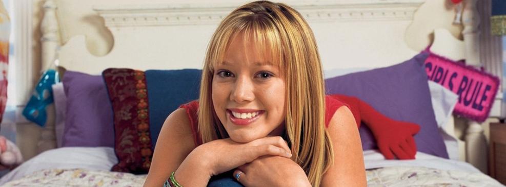 Hilary Duff em Lizzie McGuire