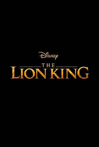 Cartaz de O Rei Leão