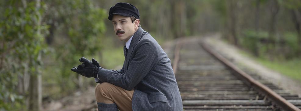 Pedro Zappa em Santos Dumont/HBO