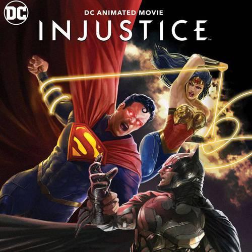 Pôster Injustice
