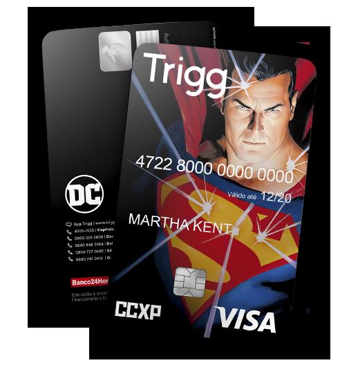 Resultado de imagem para Trigg ccxp
