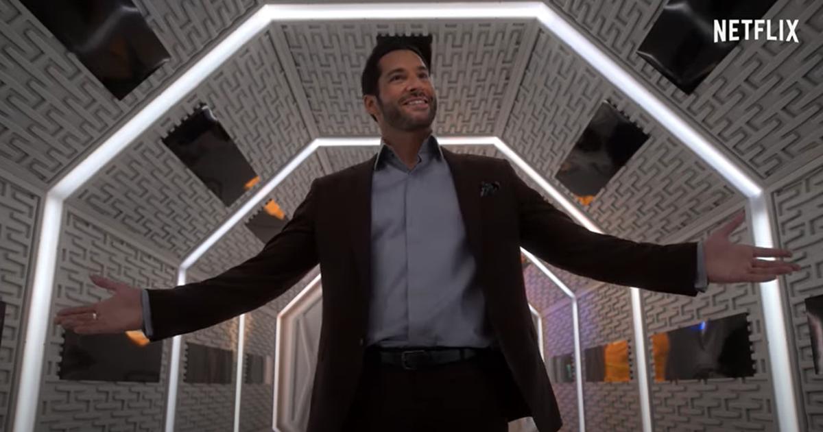 Lucifer está de volta no trailer da 5ª temporada; assista – Omelete