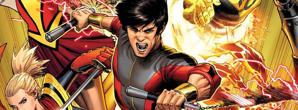 Shang-Chi, mestre kung-fu da Marvel, ganhará filme-solo no MCU
