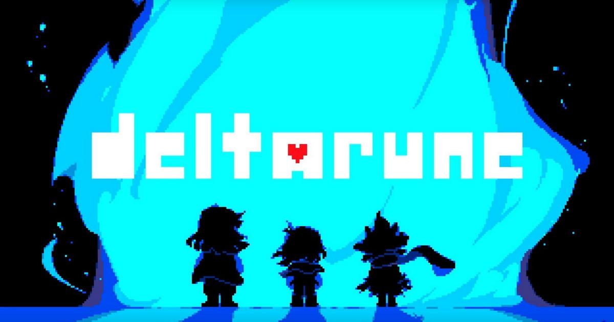 Deltarune - Undertale 2