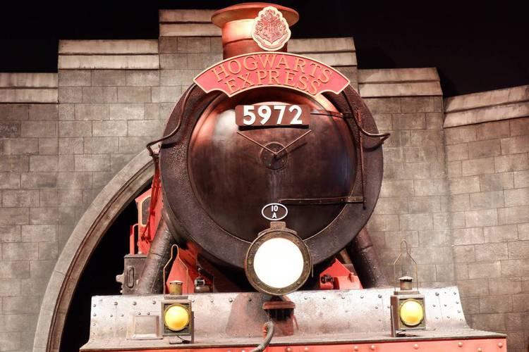 Expresso de Hogwarts na CCXP19
