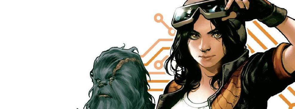 Capa de Doctor Aphra