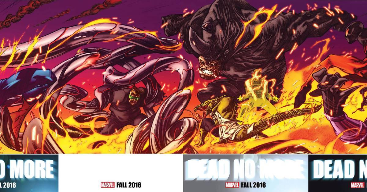 """Homem-Aranha   Marvel dá os primeiros detalhes de """"Dead no More"""""""