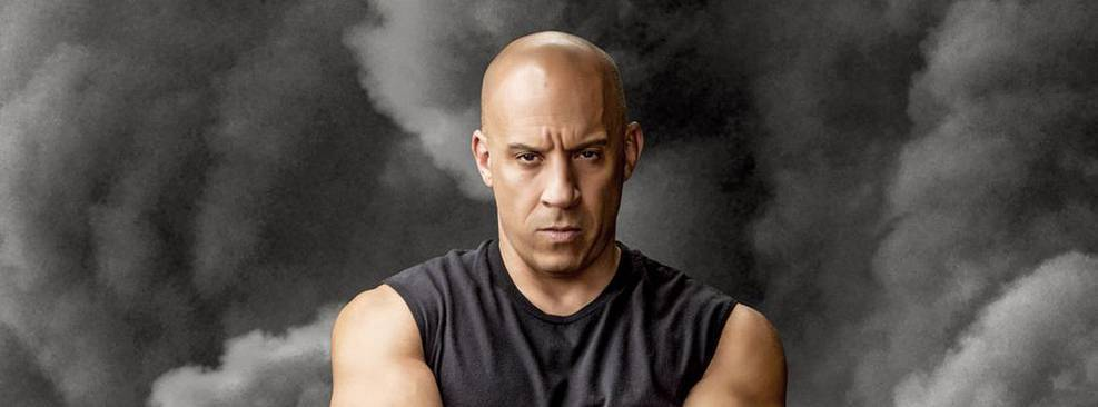 Velozes & Furiosos 9 não será adiado pelo Coronavírus, diz Vin Diesel