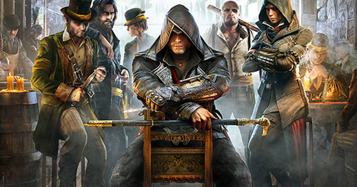 Assassins Creed Syndicate - Assassin's Creed: Syndicate | Novo trailer mostra Darwin, Karl Marx e outras figuras históricas - The Enemy