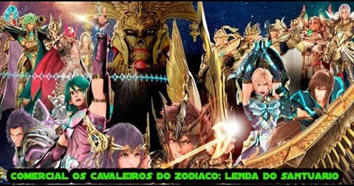Saint Seiya: Legend of Sanctuary | Assista ao novo trailer do inédito filme dos Cavaleiros do Zodíaco [ATUALIZADO]