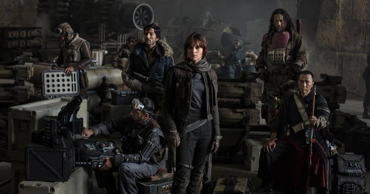 Rogue One - Uma História Star Wars ganha seu primeiro trailer