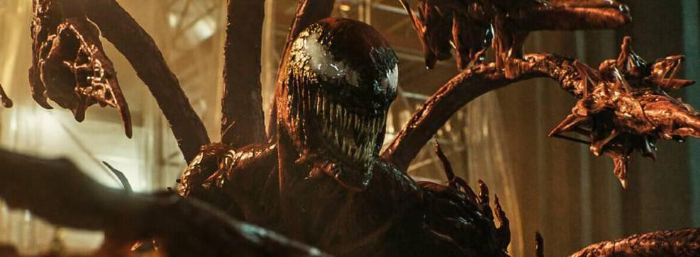 Venom 2 quebra recorde da pandemia com bilheteria de estreia nos EUA