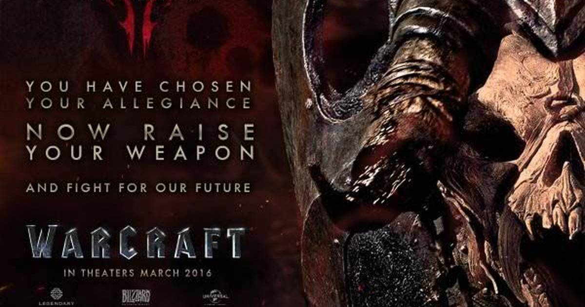 Warcraft   Artes do filme baseado em World of Warcraft chamam para a guerra [ATUALIZADO]