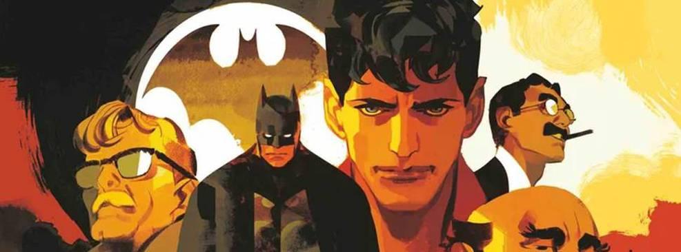Batman e Dylan Dog ganharão crossover nas HQs