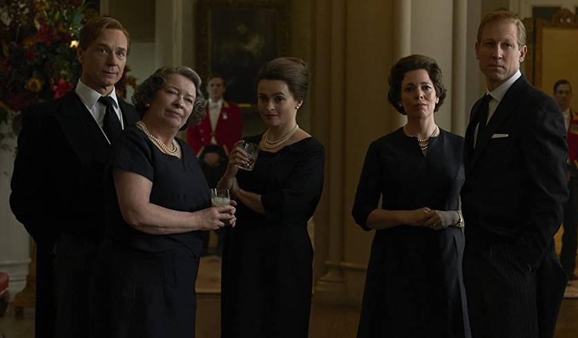 The Crown da Netflix recebeu 13 indicações no Emmy 2020