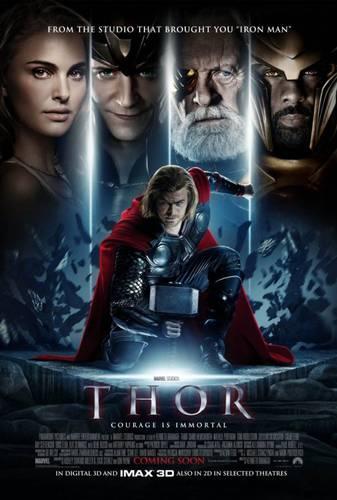 Cartaz de Thor