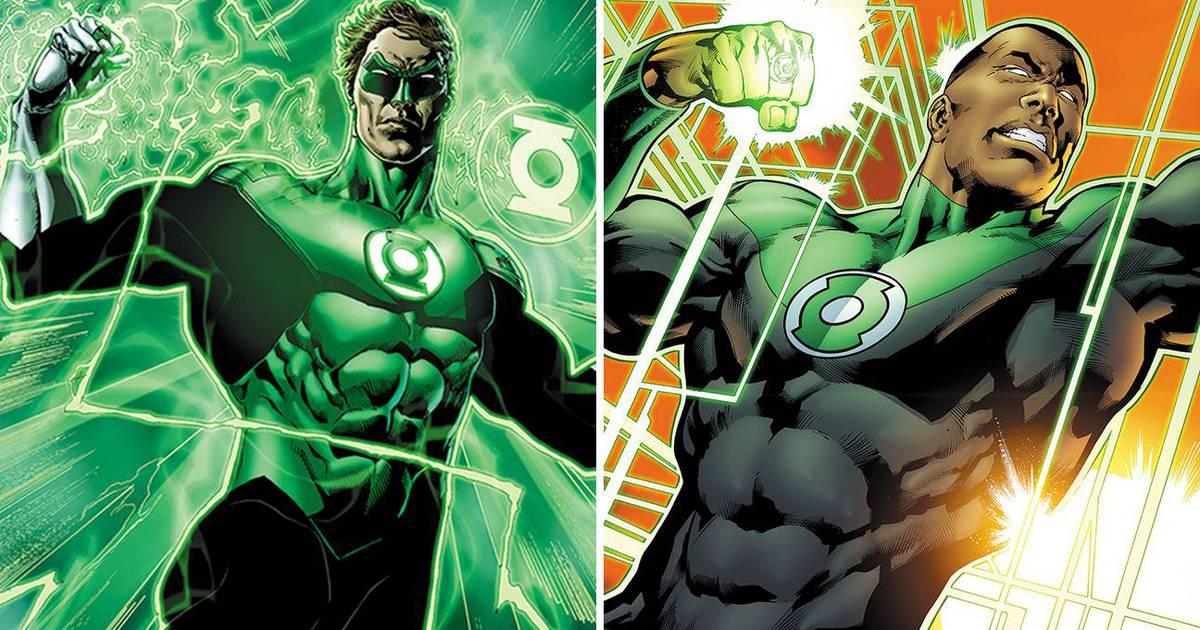 Qual dos lanternas verdes terráqueos é o seu favorito? Lanterna_oVLESYM