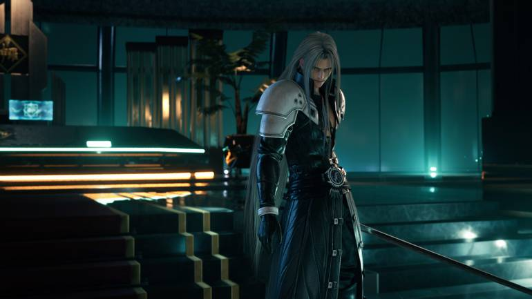 Cena de Final Fantasy VII Remake; leia a análise completa no The Enemy