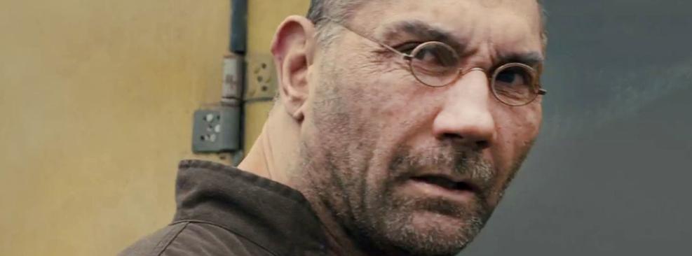 Dave Bautista em Blade Runner 2049