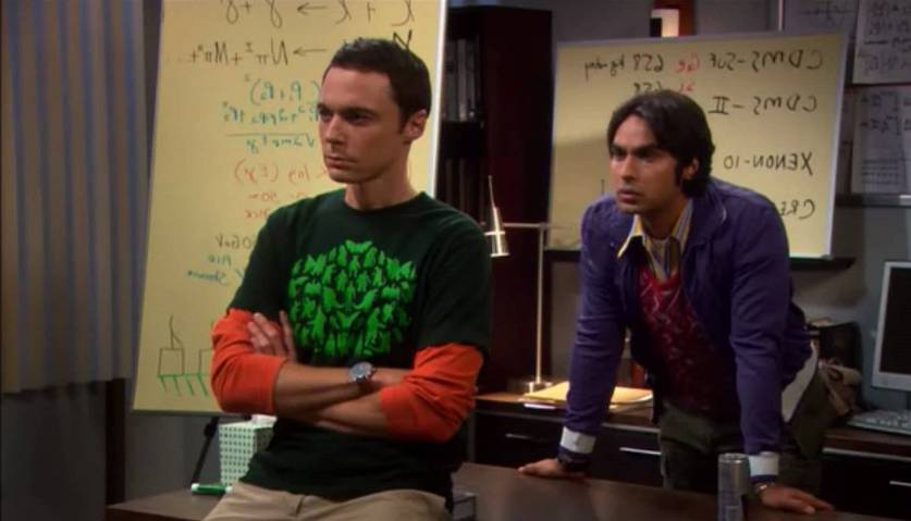 inteligências múltiplas The big bang Theory