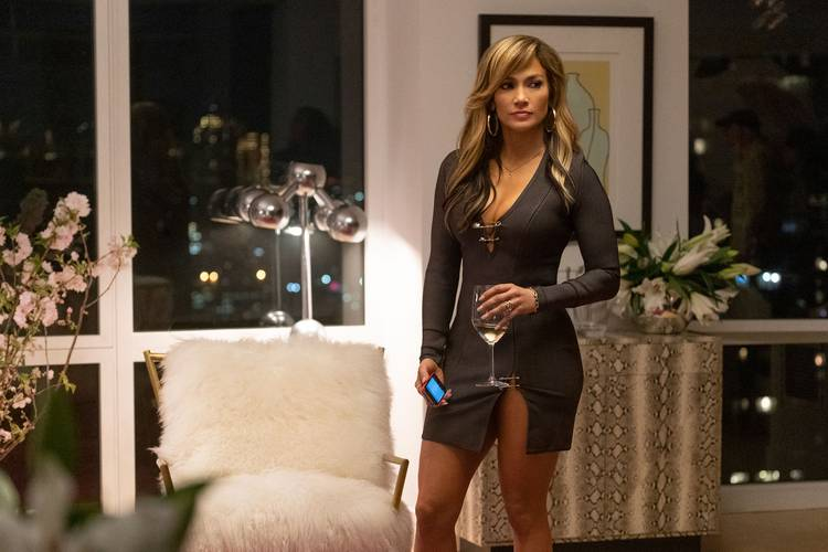 Jennifer Lopez em As Golpistas